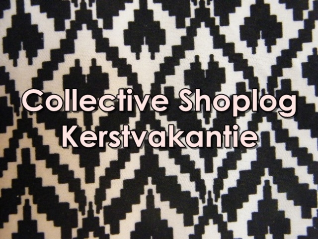 collective shoplog kerstvakantie