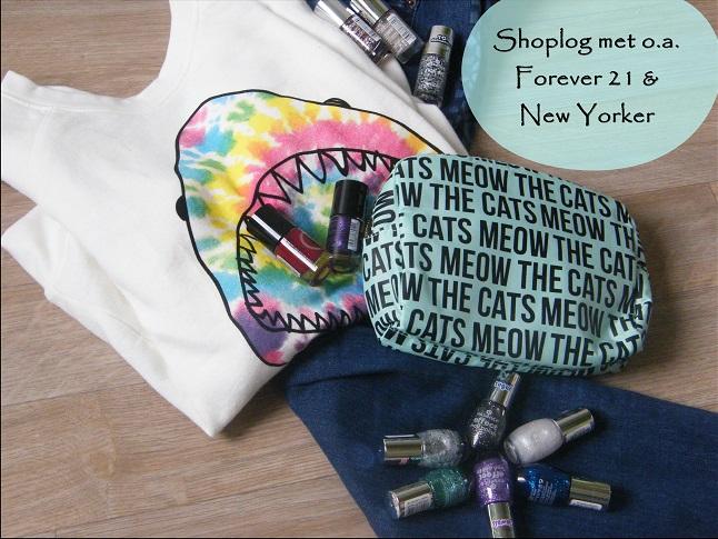 shoplog f21 + ny